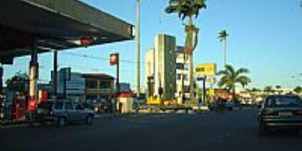 Vista do centro de Santo Antônio de Jesus-BA-Foto:cerrado