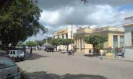 Santo Estevão - Prefeitura e Câmara, Por Noeme
