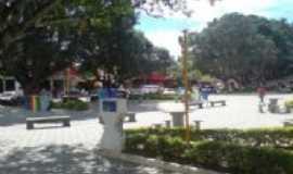 Santo Estevão - Praça 07 de Setembro, Por Noeme