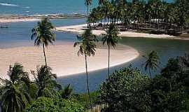 Jequiá da Praia - Jequiá da Praia-AL-Bancos de areia-Foto:hoteisepousadasem.com.br