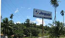Jequiá da Praia - Jequiá da Praia-AL-Entrada da cidade-Foto:JC Nicácio