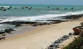 Jequiá da Praia - Jequiá da Praia-AL-Praia da Lagoa Azeda-Foto:Alexandre Vilela
