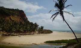 Jequiá da Praia - Jequiá da Praia-AL-Lagoa e Praia de Jacarecica do Sul-Foto:www.overmundo.com.br