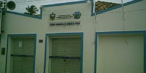 Jequiá da Praia-AL-Câmara Municipal-Foto:www.cidade-brasil.com.br