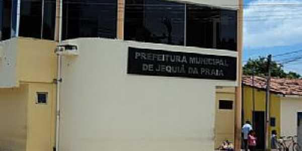 Jequi� da Praia-AL-Prefeitura Municipal-Foto:www.cidade-brasil.com.br