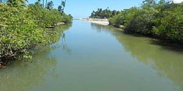 Jequiá da Praia-AL-Rio Jequiá-Foto:www.tripadvisor.com.br