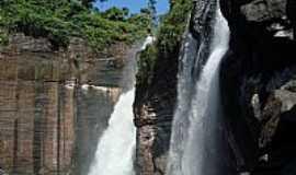 Colniza - Colniza-MT-Cachoeira no Rio Aripuanã-Foto:ANDRE XIMENES DE MELO