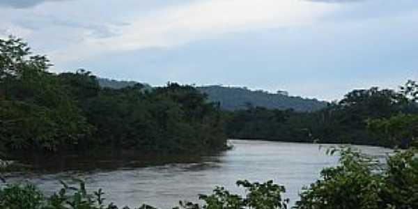 Rondolândia-MT-Rio Branco-Foto:Henrique Fortes