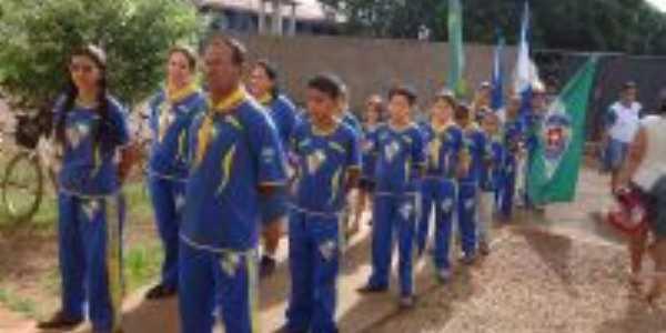 clube feras do araguaia, Por cleines