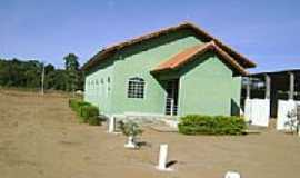 Bom Jesus do Araguaia - Igreja São Francisco Xavier na Vila Campinas do Araguaia município de Bom Jesus do Araguaia-Foto:Eduardo Gomes de Andrade