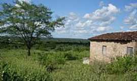 São Domingos - Casa na área rural em São Domingos-BA-Foto:Jorge LN