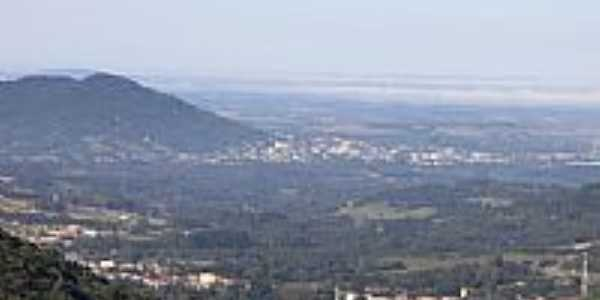 Vista parcial da cidade-Foto:Fritz Follmer