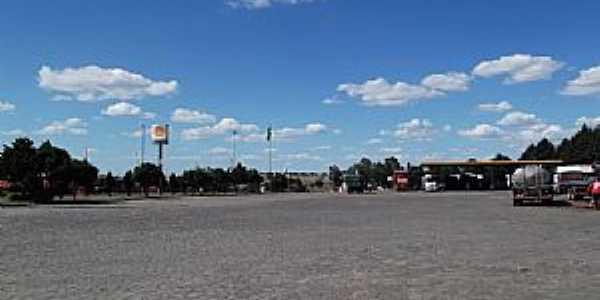 Tio Hugo-RS-Vista do centro da cidade-Foto:Fredy Silva