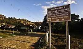 São João do Norte - São João do Norte-ES-Entrada da Vila-Foto:mariana de moraes
