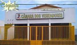 São Felipe - Câmara dos Vereadores em São Felipe.