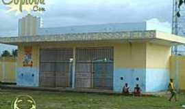 São Felipe - Estádio Municipal Francisco de Assis Guedes em São Felipe.