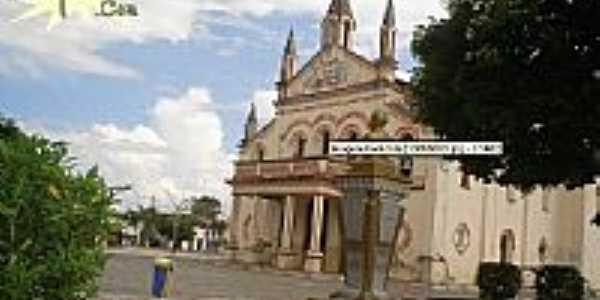 Igreja em São Felipe.