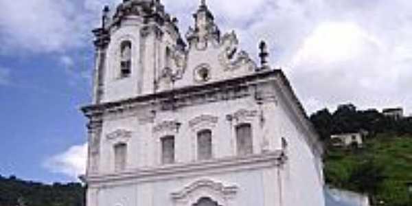 Matriz do Menino Jesus em São Felix-BA-Foto:Vicente A. Queiroz