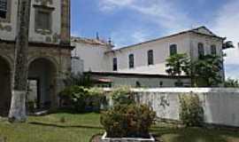 São Francisco do Conde - Igreja Matriz e Convento em São Francisco do Conde-BA-Foto:Carlos H. Silva de S…
