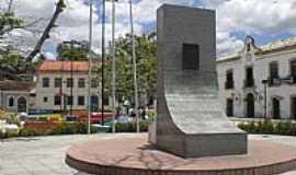 São Francisco do Conde - Praça central em São Francisco do Conde-BA-Foto:Carlos H. Silva de S…
