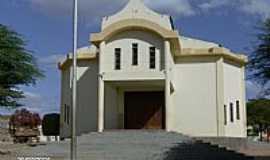 São Gabriel - Igreja Matriz de São Gabriel-BA-Foto:Ivan Figueiredo