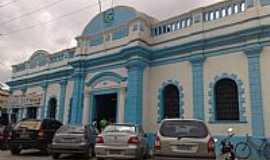 São Gonçalo dos Campos - São Gonçalo dos Campos-BA-Mercado Municipal-Foto:Andre L. S. Lacerda