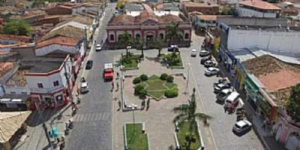 Imagens da cidade de São Gonçalo dos Campos - BA - Foto: Sandro Araújo