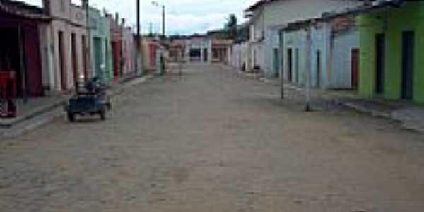 Rua da cidade-Foto:luctchano