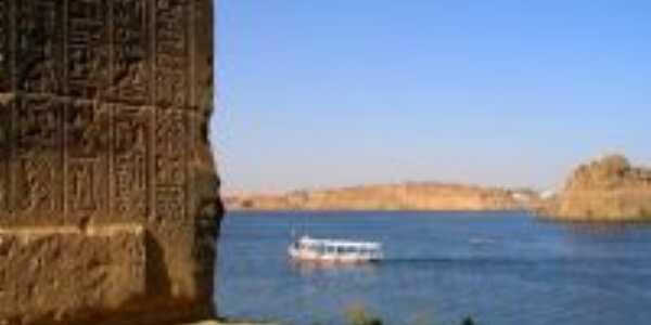 Nilo, Por aderlan