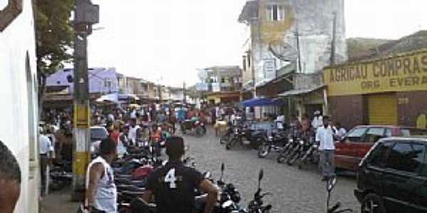 Imagens da cidade de São José da Vitória - BA