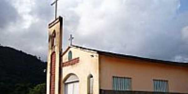 Matriz de São José em São José da Vitória-Foto:Vicente A. Queiroz