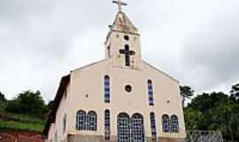 Chonin de Baixo - Chonin de Baixo-MG-Igreja de Santo Antônio de Pádua-Foto:Vicente A. Queiroz