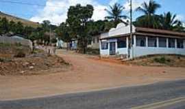 Chonin de Baixo - Chonin de Baixo-MG-Rua da cidade-Foto:Izaides