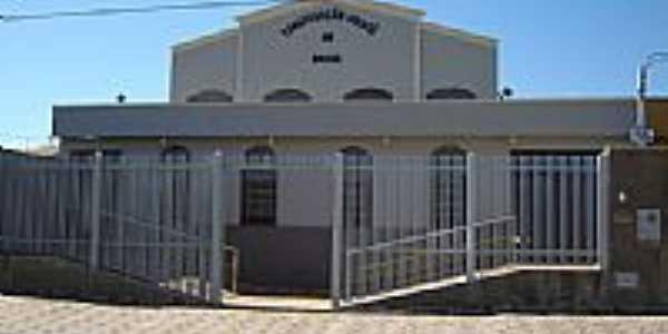 Igreja da Congregação Cristã do Brasil-Foto:Erasmo Júnior