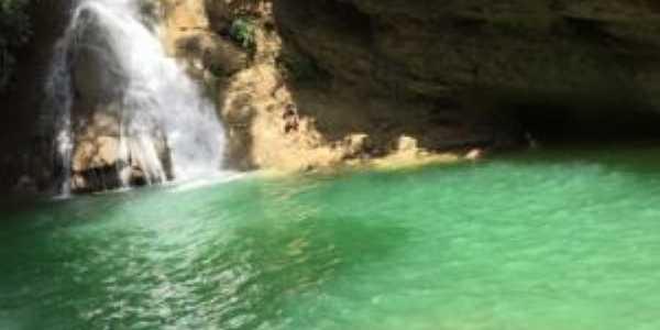 cachoeira do lajedo, Por Karla
