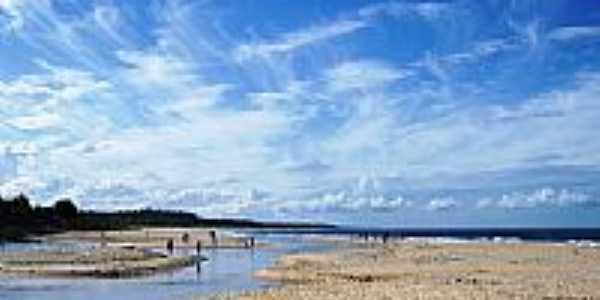 Praia de Trancoso-BA-Foto:claudiobarata