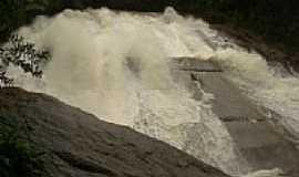 Visconde de Mauá - Cachoeira de Santa Clara em Visconde de Mauá-RJ-Foto:Fernando Novaes