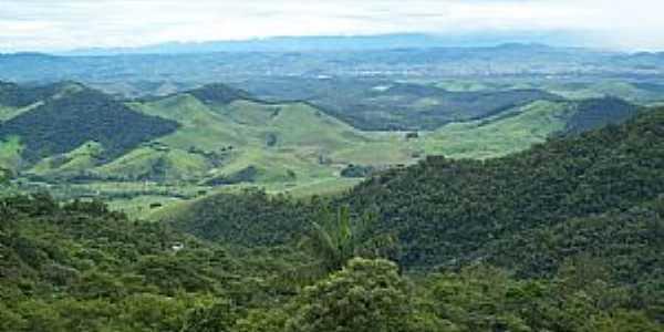 Visconde de Mauá-RJ-Vista para o Vale do Paraíba-Foto:Josue Marinho