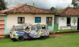 Lavras Novas - Lavras Novas-MG-Imagens exóticas-Foto:www.viaggiando.com.br