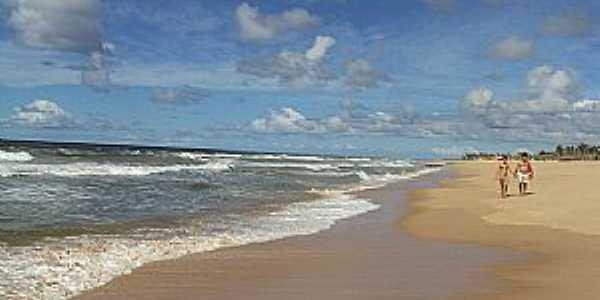 Praia de Imbassaí - BA