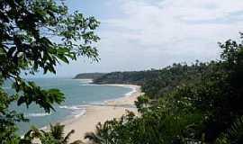 Arraial D Ajuda - Arraial D´Ajuda-BA-Vista da praia-Foto:Margarete Amaral