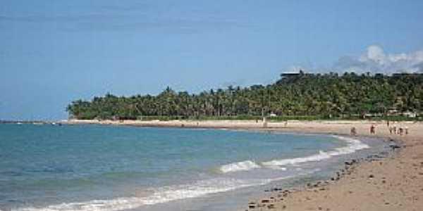 Arraial D´Ajuda-BA-Vista da praia-Foto:Ale Brito