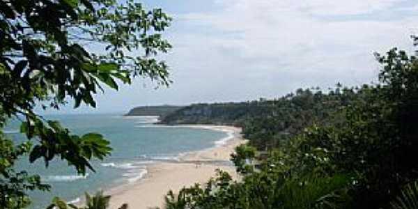 Arraial D´Ajuda-BA-Vista da praia-Foto:Margarete Amaral