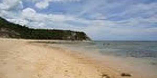 Arraial D´Ajuda-BA-Vista da praia-Foto:zeila