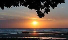 Jericoacoara - Jericoacoara-CE-Pôr do Sol-Foto:maryllin