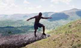 Vale do Capão - Na trilha para o Poço do Gavião, Por José Adriano dos Santos