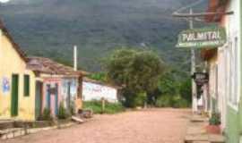 Vale do Capão - Vila do Capão, Por José Adriano dos Santos