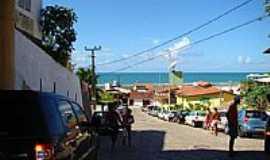Praia de Pipa - A cidade de Praia de Pipa-RN-Foto:Marcus Sampaio