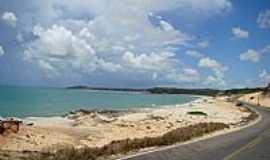 Praia de Pipa - Vista da Praia de Pipa-RN-Foto:Marcus Sampaio