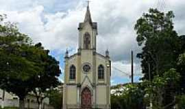 Cachoeira Paulista - Igreja Senhor Bom Jesus-Foto:Altemiro Olinto Cris…